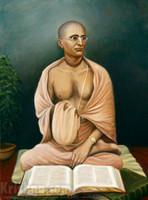 "Bhaktisiddhanta Saraswati Photo Print, 11""x14"""