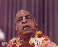 Srila Prabhupada Photo, Amsterdam
