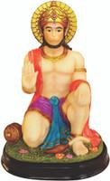 """Hanuman Figurine, 6"""""""