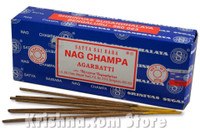 Satya Nag Champa Incense, 100gm