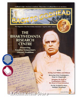 Back to Godhead Issue, Sept/Oct 2019, Download
