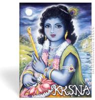 KRSNA Coloring Book