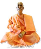 """Srila Prabhupada Figurine, Japa, 10"""""""