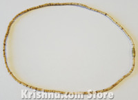 Tulasi Neck Beads, Thin 16""