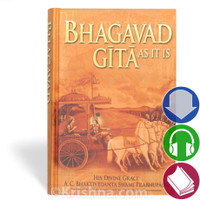 Complete Bhagavad-gita As It Is, Audiobook Download