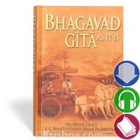 Complete Bhagavad-gita As It Is, Audiobook Download