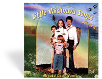 Little Vaisnava Songs, Vol. 2, CD