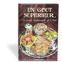 The Hare Krishna Book of Vegetarian Cooking, French