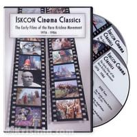 ISKCON Cinema Classics, DVDs