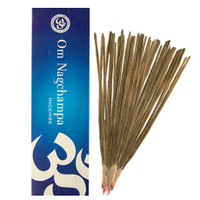 OM Nagchampa Incense, 100 grams