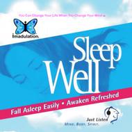 Sleep Well mp3 & CD
