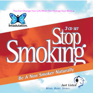 Stop Smoking 3 Step System mp3 & CD