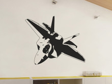 airplane wall sticker multiple sizes