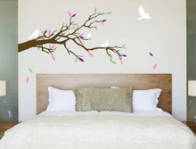 tree branch wall sticker