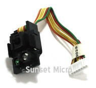 HP COMPAQ D530 USDT POWER BUTTON SWITCH, LEDS AND CABLE 320357-001