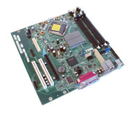 Genuine Dell Optiplex GX745 Small Mini Tower Motherboard  TY565, HR330, KW626, RF703