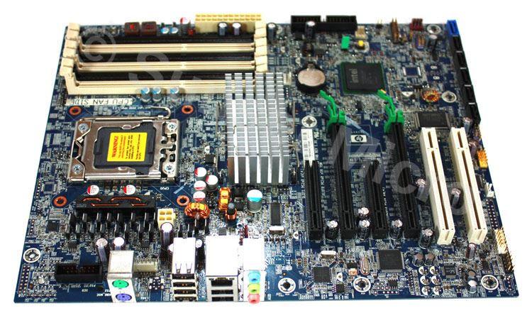 Genuine HP Z400 Workstation Desktop 1333MHz LGA 1366 Motherboard 586968-001