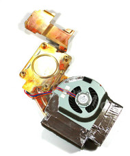 Genuine IBM Lenovo Thinkpad T500, W500 Laptop Heatsink Fan 42X5115 45N5492 45N5493