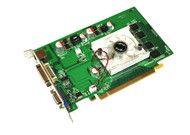 Genuine EVGA NVidia GeForce 8400GS 512MB Video Card High Profile PCI-e VGA/DVI /TV out 512-P2-N738-LR