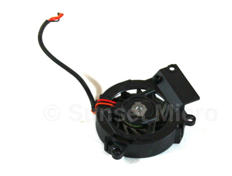 Genuine Dell Latitude D600 Inspiron 600M laptop CPU Cooling fan 4R197