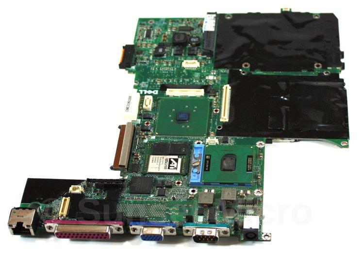 Genuine Dell Latitude D600 Laptop Motherboard X2031 0X2031