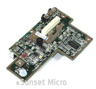 Genuine HP PAVILION N3250 N3370 VGA ETHERNET PORT BOARD 32LTLLBTP01