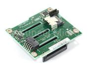 Ci Design SATA 1U Server Backplane Board 4x SATA 1x SFF847 QCA00544 12-6361-01