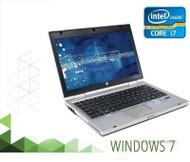 HP EliteBook 2570P Laptop Core i7-3520M  2.90GHZ 4GB 128GB SSD DVDRW  Windows 7 PRO 64 Bit