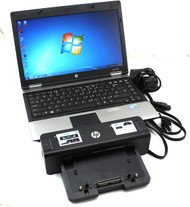 HP ProBook 6440b Laptop Core i5 2.53GHZ 4GB 160GB DVDRW Windows 7 PRO 64 Bit W/ Docking Station