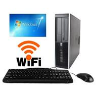 HP DC6005 Pro DESKTOP COMPUTER PC Athlon II X2 3.0GHZ 4GB  1TB DVDRW Windows 7 Pro + WIFI