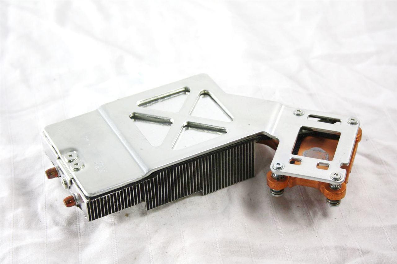 Apple iMAC AIO 17 A1173 Series Intel CPU Heat Sink 730-0418-A