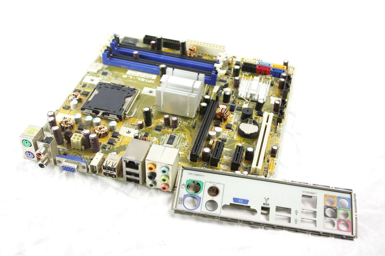 M2N68-LA Motherboard w// I//O Shield
