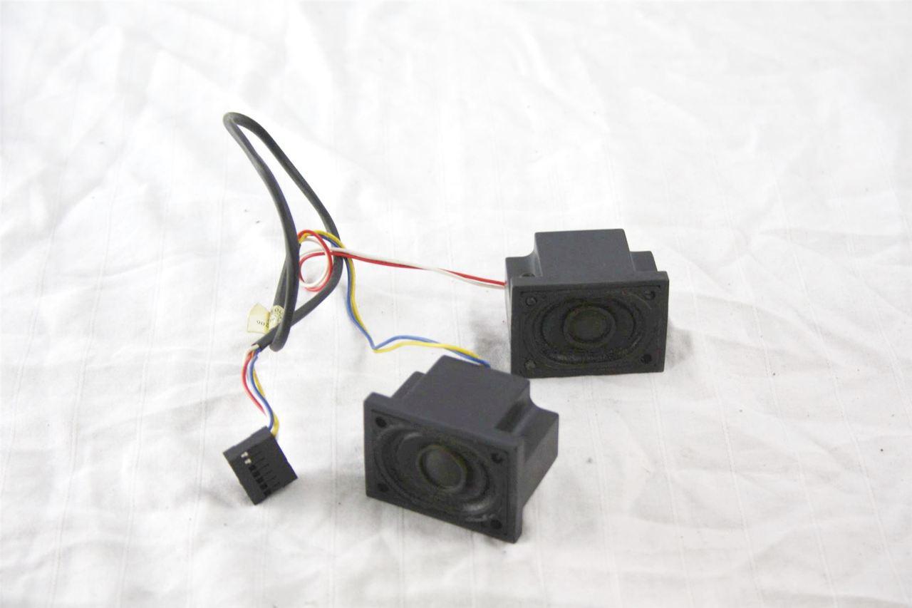 Genuine NCR 7402 RealPOS Terminal 70 POS Speakers 006