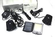 3Com Palm Vx Hand Held PDA PocketPC W/ 2 Docks & Charger 163-0022