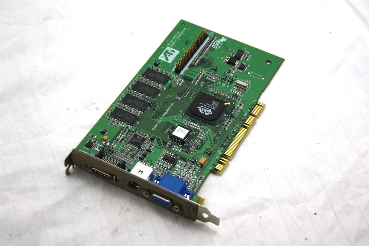 ATI 109-54100-00 Video Card