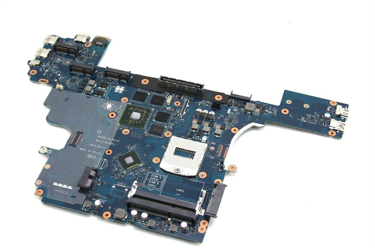 Genuine Dell VWNW8 Latitude E6540 PGA947 Laptop Motherboard LA-9411P