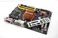 Asus Velocity Micro P5N-D Motherboard LGA 775 W/ I/O Shield Panel & Cable