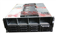 DELL EqualLogic PS6100E E05J E05J001 Storage Array Chasis FFGC3 0FFGC3 W/ HD Fillers & Front Bezel