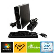 HP Elite 8300 Desktop  Computer PC  i5 2.90GHZ  3470S 8GB 500GB WiFi Win 7 Pro 64 Bit