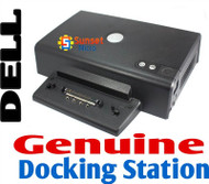 Genuine DELL D Dock Docking Station Port replicator PD01X PDO1X
