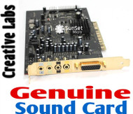 Creative Labs SB0460 X-Fi Xtreme PCI Sound Card F7710