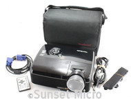 Viewsonic PJD6211 DLP 3D Ready Projector with Case 168 Hours Used