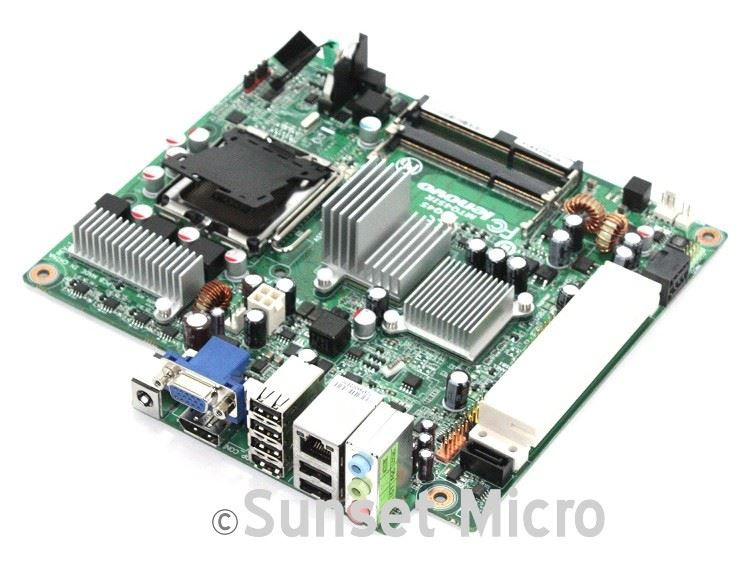 LENOVO THINKCENTRE M58 M58p USFF MOTHERBOARD SYSTEMBOARD 64Y9772