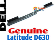 Genuine Dell Latitude D630 Plastic Power Hinge Button Cover Bezel DT838 0DT838