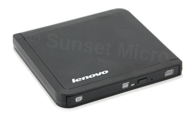 Genuine IBM Lenovo Thinkpad X220 X230 External USB Optical Drive 0A33988  0A34254 03X6120