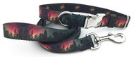 NPC Northern Lights Collar & Lead