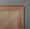 """F Reveal Bead Alum SWR-075U-050 3/4"""" W x 1/2"""" D x 8' Lg."""