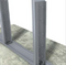 """Midwall™ Knee Wall Brace Kit 6"""" wall width x 24"""" height Structurally Rated Load Bearing"""
