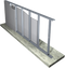 """MidWall™ Kneewall Brace 6"""" wall width x 48"""" height Structurally Rated Load Bearing"""