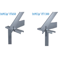 StiffClip® RT Roof Tie Light Gauge Steel Roof Framing Members